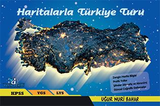 Haritalarla Türkiye Turu