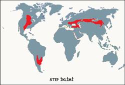 step-iklimi