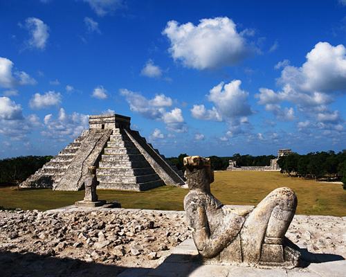 Chichén-Itzá-Wonder