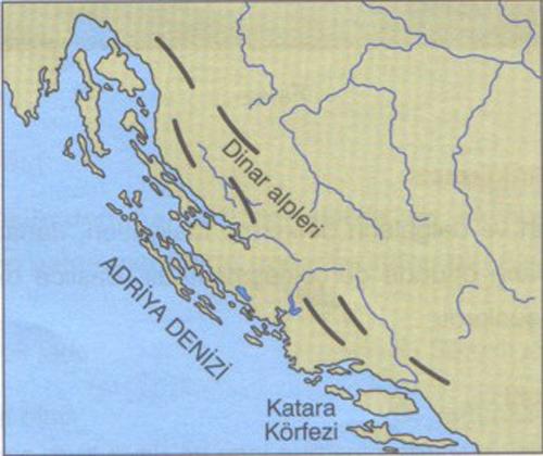Dalmaçya-kıyı