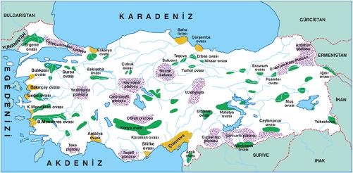 türkiyenin-ovaları