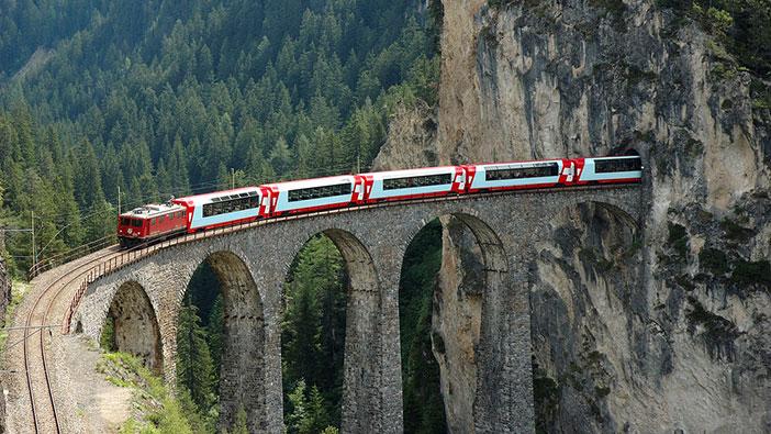 İsviçre ve Dağlar