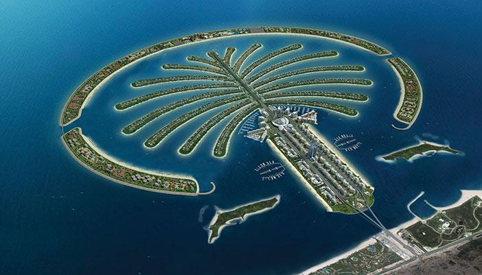 Dubai Palmiye Adası