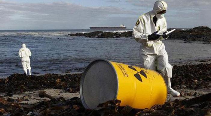 Radyoaktif Kirliliği