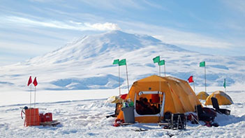 Antartika Nüfus