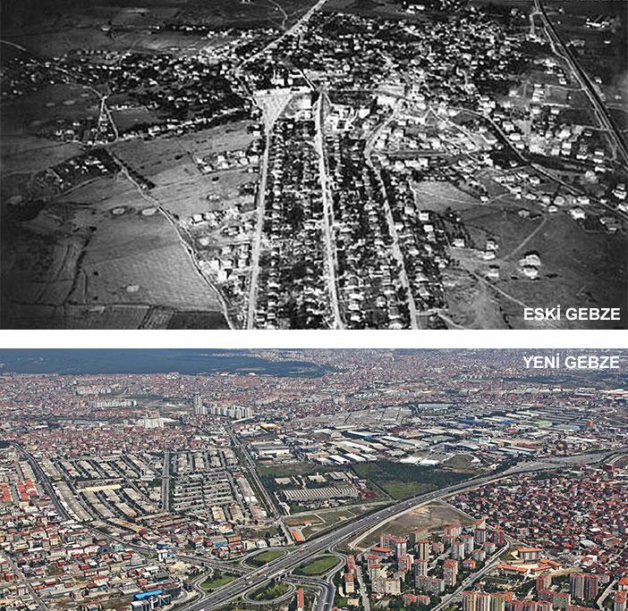 Şehirlerin Tarihsel Gelişimi Gebze