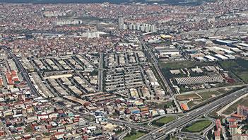 Sanayi şehri Nüfus