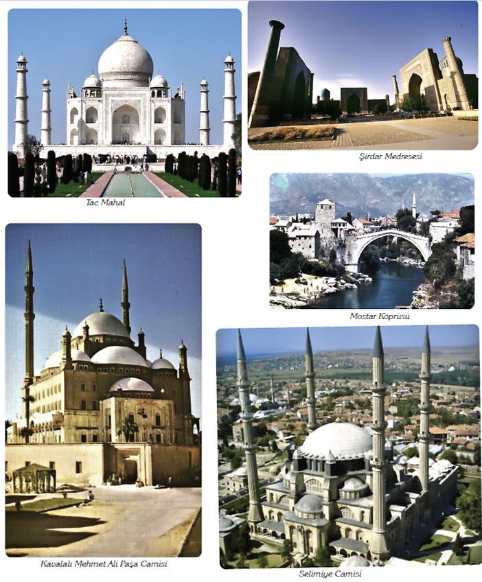 Türk Kültürü Mimari Eserleri