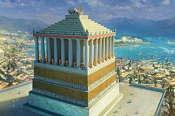 Kral Mausolos'un Mezarı