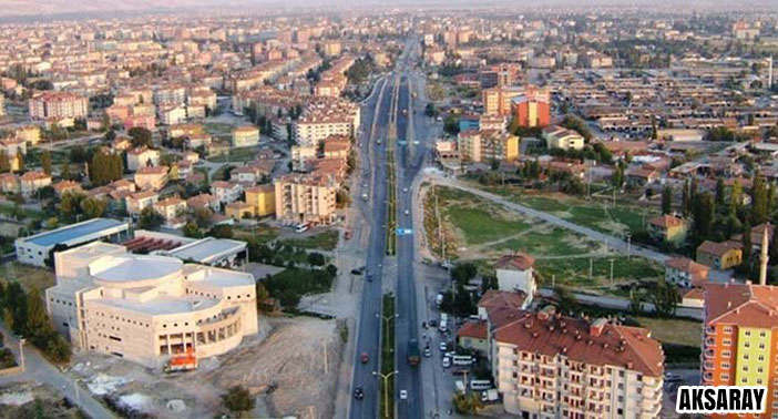 Aksaray Ankara Yolu