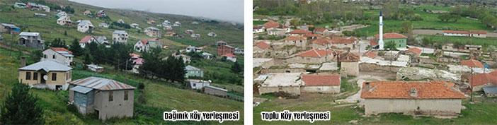 Toplu Köy Yerleşmesi