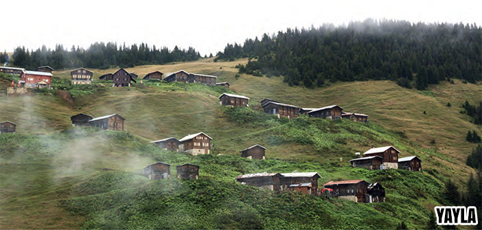 Köyaltı Yerleşmeleri Yayla