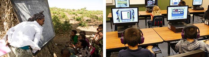 Eğitimde teknoloji