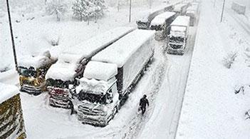 iklim koşulları ulaşımı etkiler