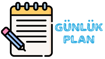 Günlük Plan