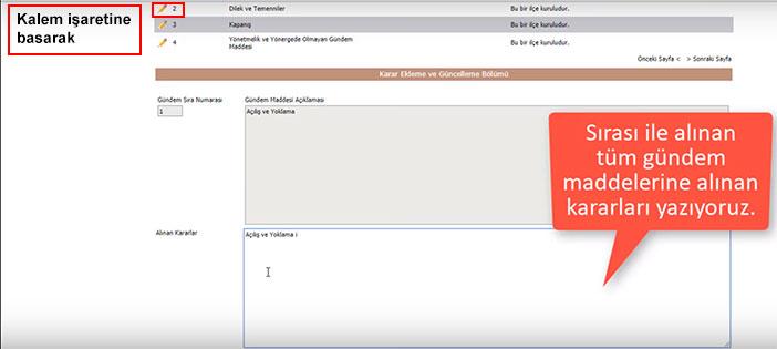 e-müfredat zümre oluşturma