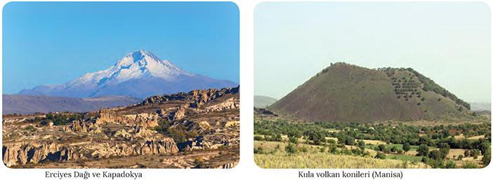 Kula volkanları