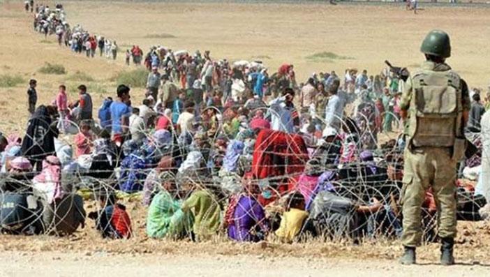 Savaşların Neden Olduğu Göçler