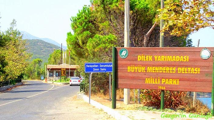 Dilek Yarımadası Milli Parkı
