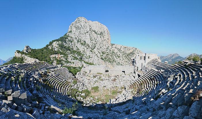 Termessos - Güllük Dağı Milli Parkı