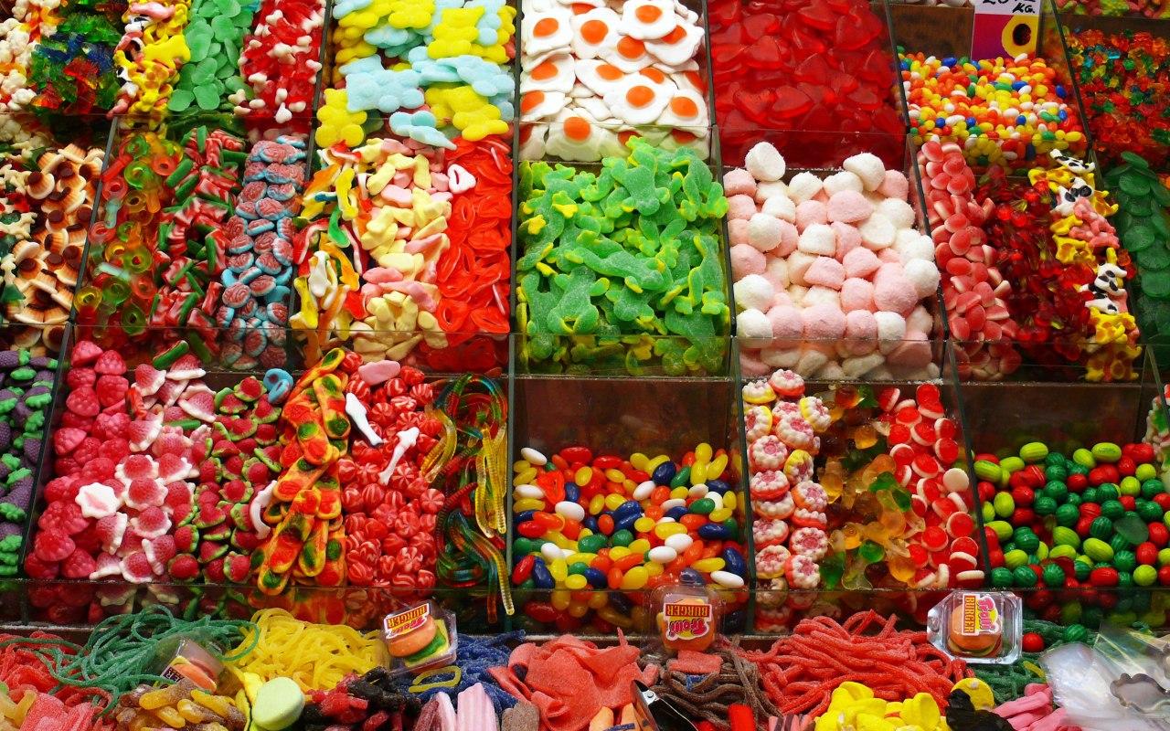 Şekerli Gıdalar Sanayi