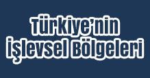 Türkiye'nin İşlevsel Bölgeleri ve Kalkınma Projeleri Slaytı