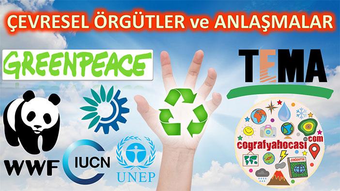 Çevresel Örgütler ve Anlaşmalar Slayt
