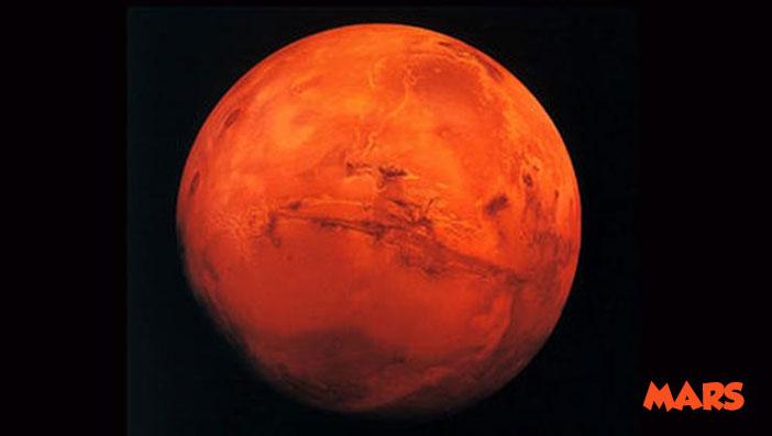 Mars neden kızıl gezegen