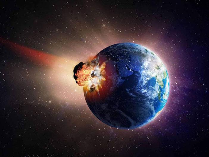 Asteroit ve Meteor nedir
