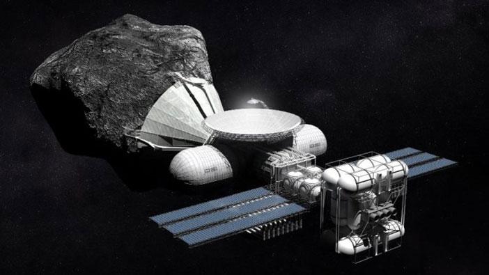 Uzay Madenciliği nedir