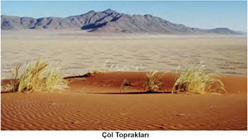 Çöl Toprakları
