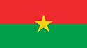 Burkina Faso Bayrağı