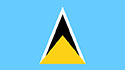 Saint Lucia Bayrağı