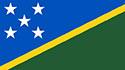 Solomon Adaları Bayrağı