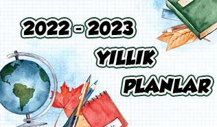 Coğrafya Yıllık Plan