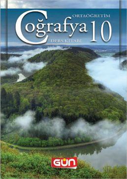 10. Sınıf Gün Yayıncılık Coğrafya Kitabı