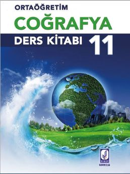 11. Sınıf Dikey Yayıncılık Coğrafya Kitabı
