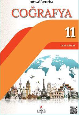 11. Sınıf Meb Yayıncılık Coğrafya Kitabı
