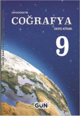 9. Sınıf Gün Yayınları Coğrafya Kitabı