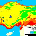 Türkiye'de Nüfusun Dağılışı Testi Çöz