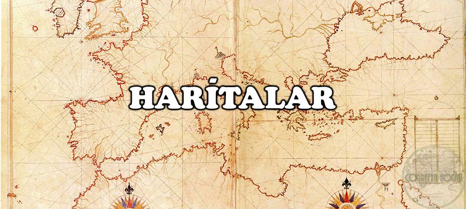 Türkiyenin Dağları Haritası Coğrafya Hocası